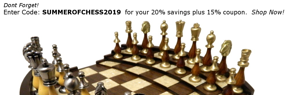 The Summer of Chess - 2019 - Chess USA