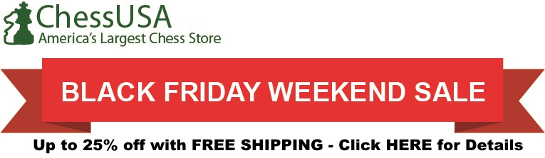 Black Friday Chess Specials for 2014