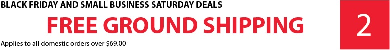 Special free shipping offer this weekend