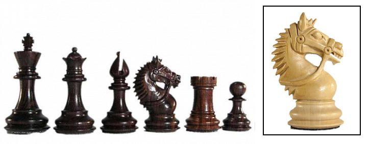 Centurion Exotic Staunton Chess Sets