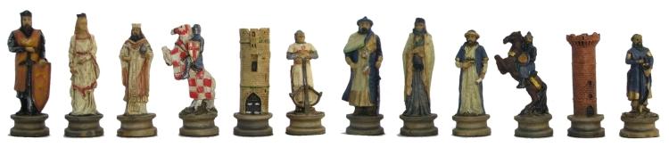 Crusades Chessmen