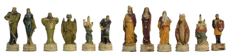 Fantasy Theme Chessmen