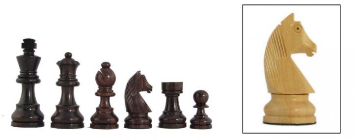 German Staunton Chess Pieces