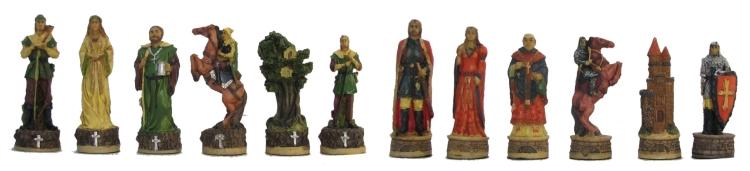 Robin Hood Chessmen