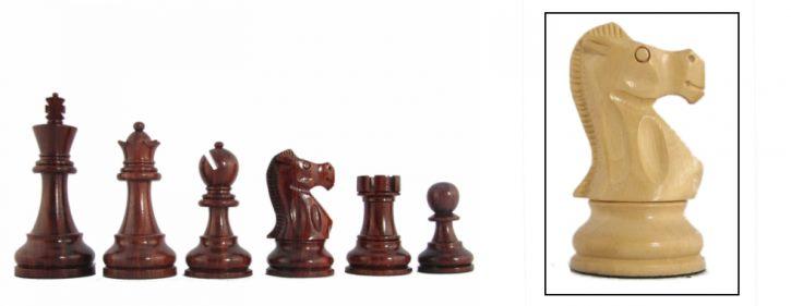 Tournament Champion Staunton Chessmen
