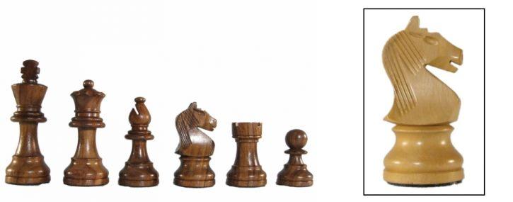 Tournament Premier Staunton Chessmen