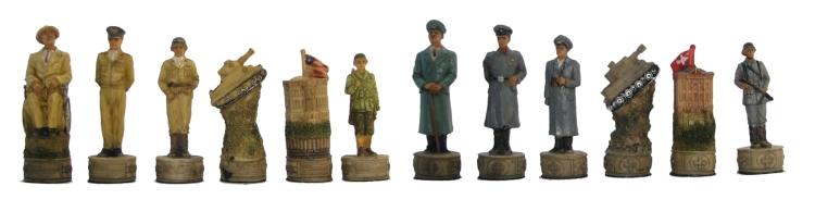 World War II Theme Pieces