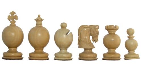 Baron Design Chess Pieces