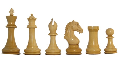 Earl Design Chess Pieces