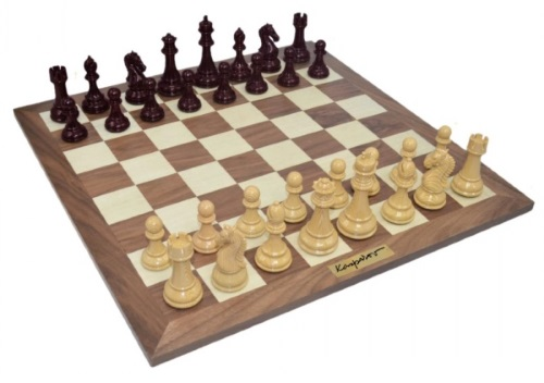 Championship Kasparov Chess Set