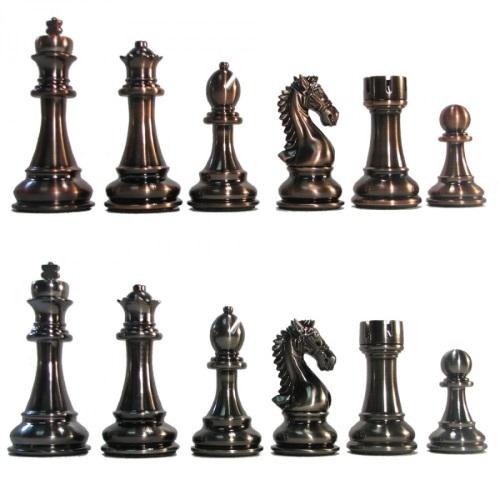 Grandmaster Kasparov Chess Pieces