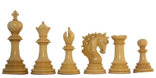 Landgrave Design Chess Pieces