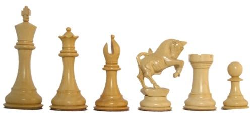 Sovereign Design Chess Pieces