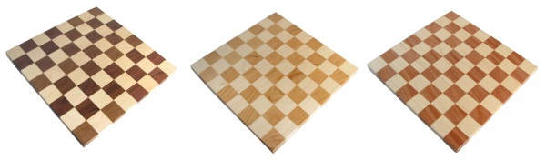 new chess boards made right here in America.