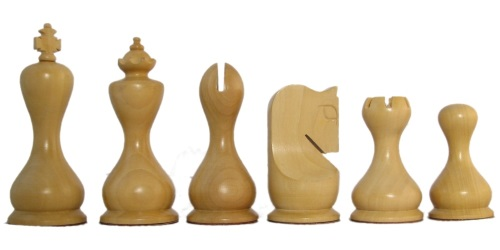 Viscount Design Chess Pieces
