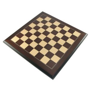 wengue chessboard
