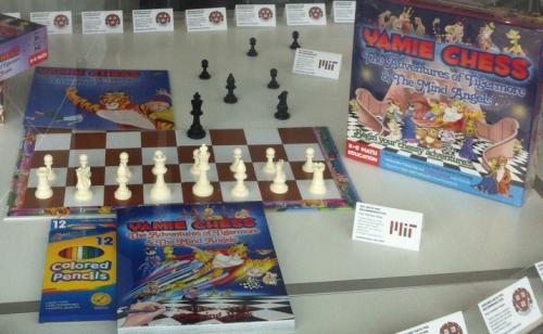 Yamie Chess Set