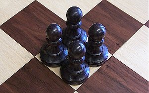 Figure 1-2 pawn chess pieces