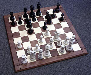Figure 1-9 chess set