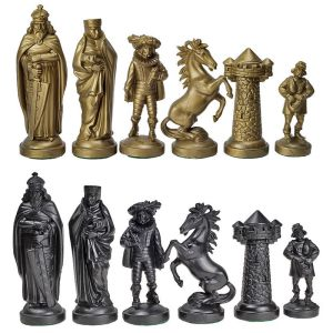 Medieval Theme Chess Sets Your Move Chess Games