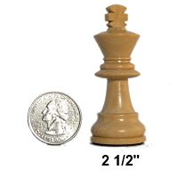 Small Size Chess Pieces