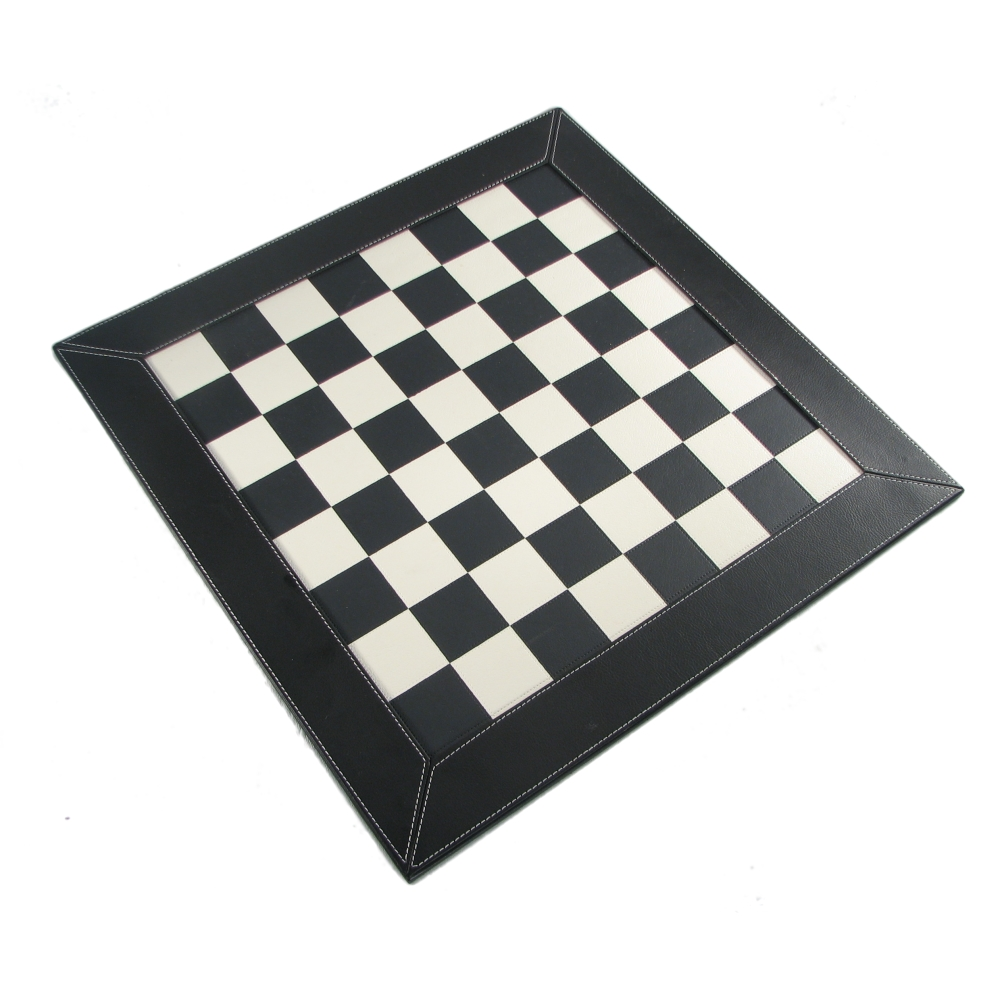 18 Leatherette Chess Board 1 34 Squares