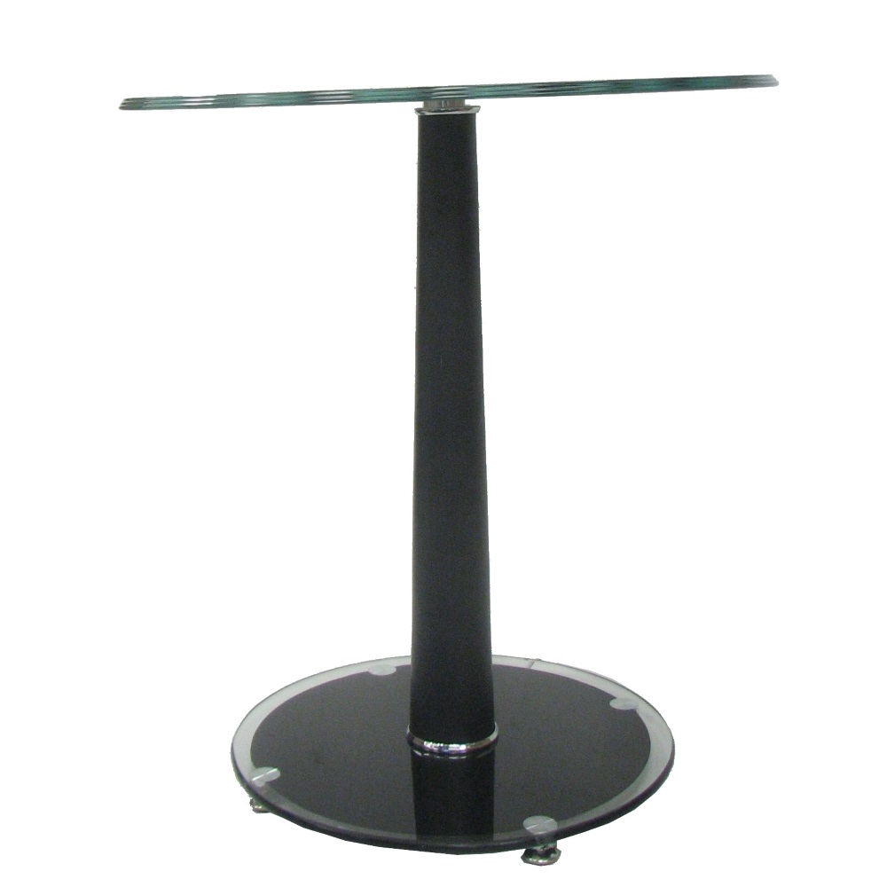 "italian modern pedestal chess table with 1 1/2"" squares"