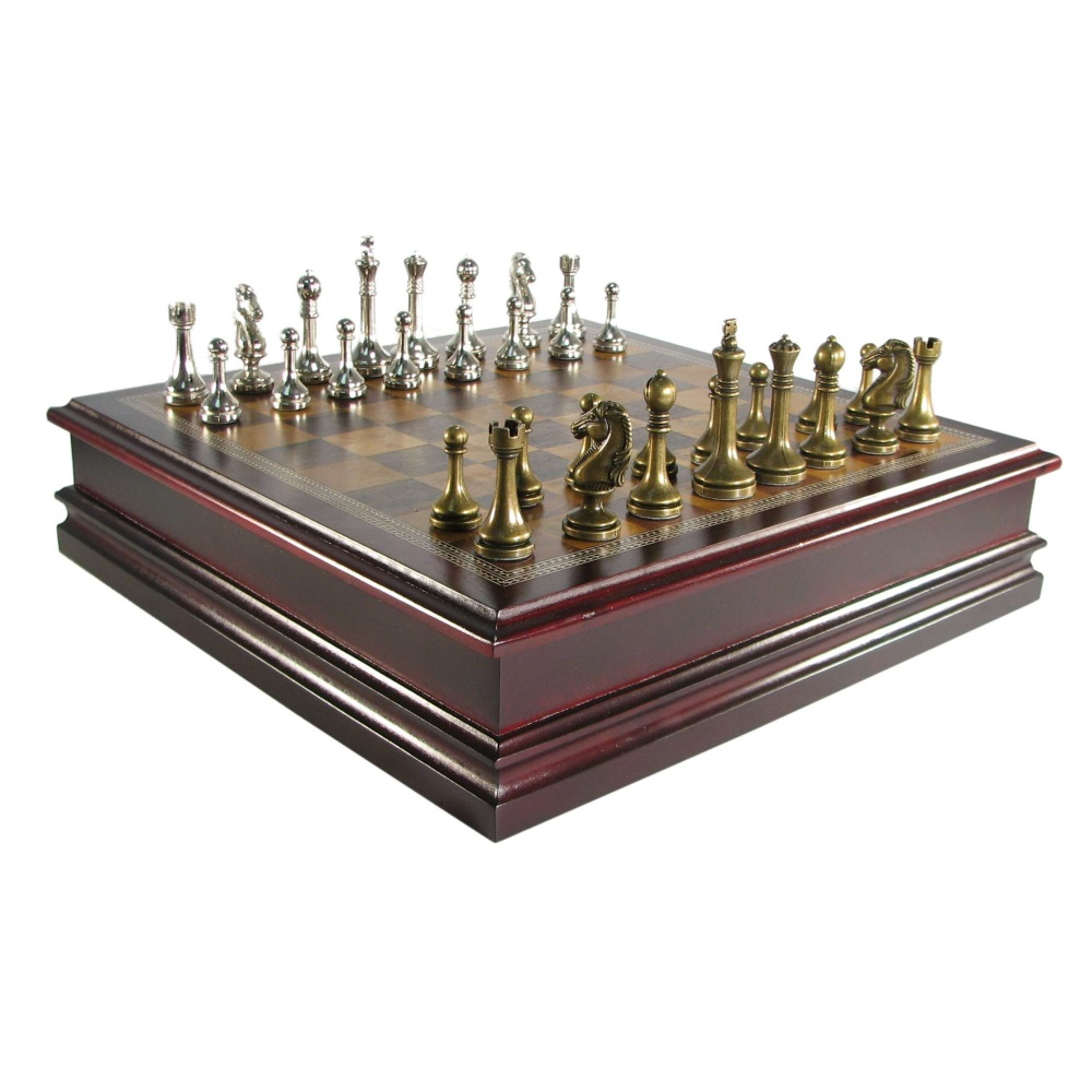 100 Wood Chess Sets For Sale Chess Board Game