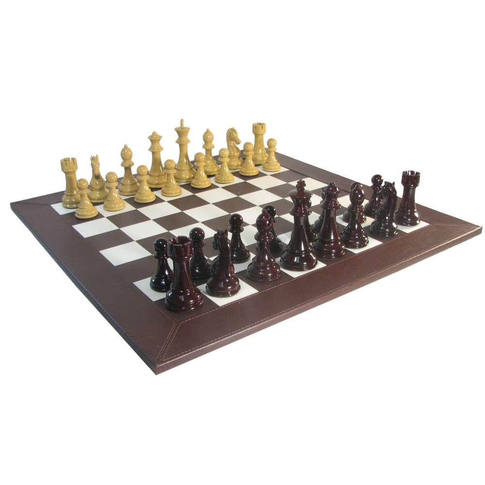 Chess Set And Matching Table Historical Chess Sets U2013