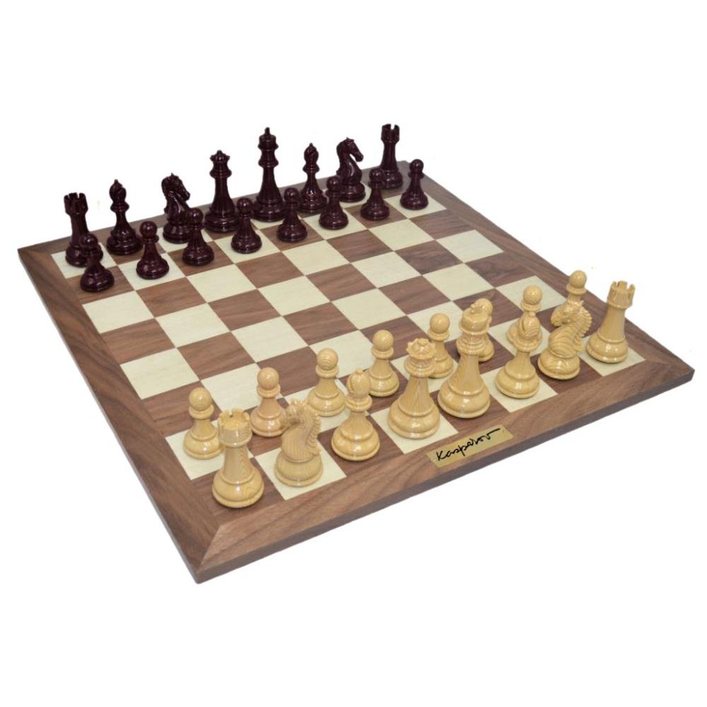 16 Quot Kasparov Championship Chess Set