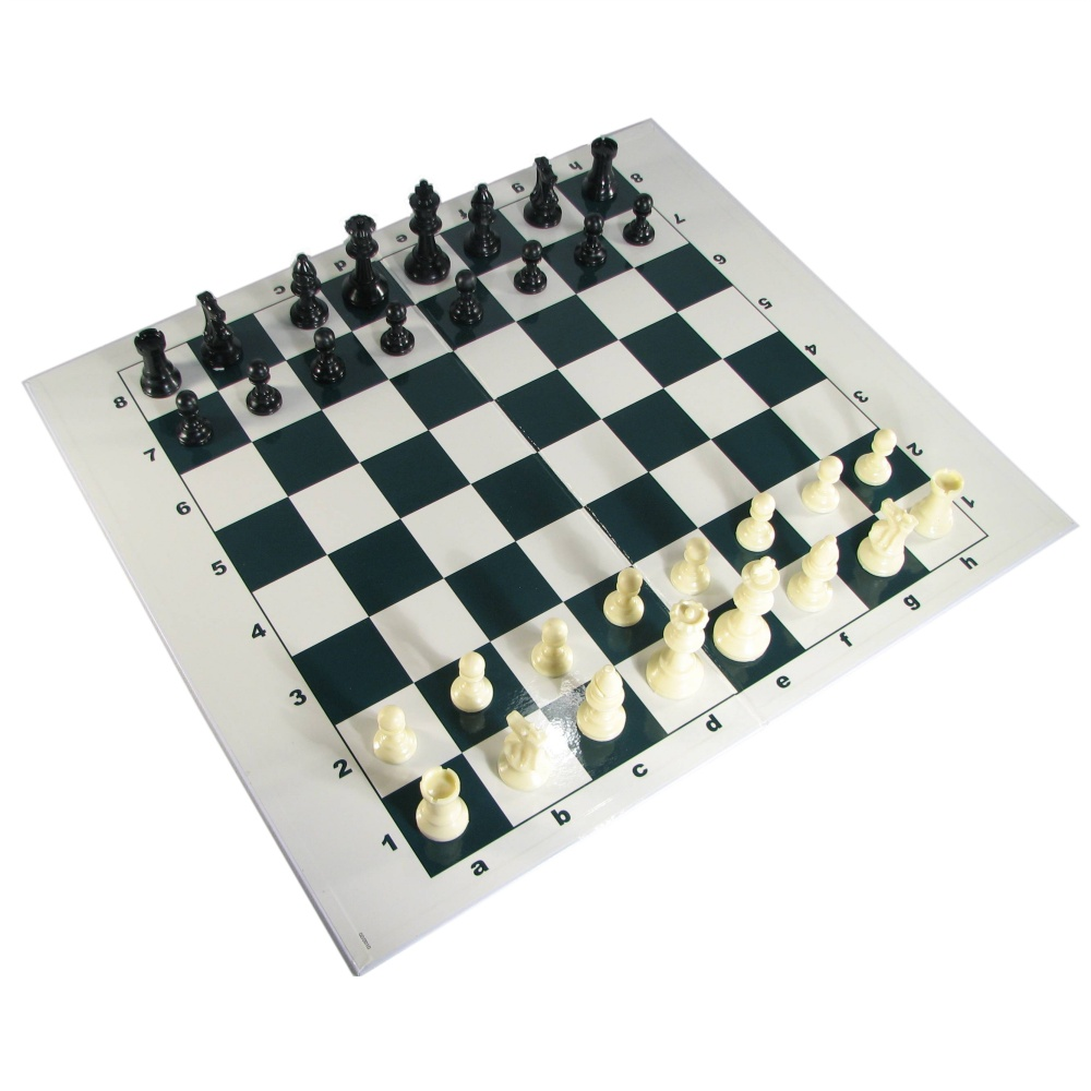 The Chess Teacher Chess Set