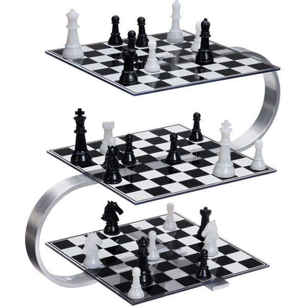4c 003 1 - Three dimensional chess star trek ...