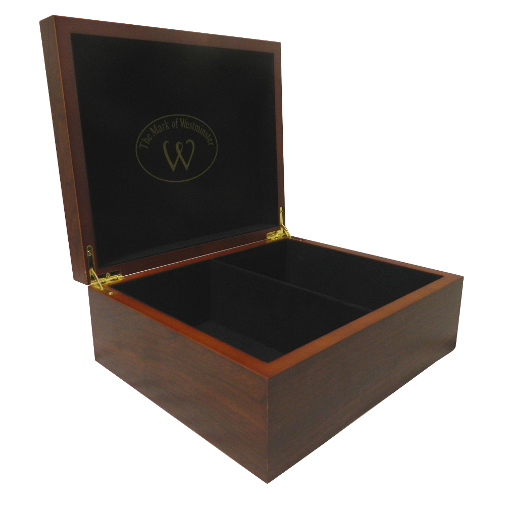 sc 1 st  ChessUSA & Mark Of Westminster Signature Walnut Storage Box