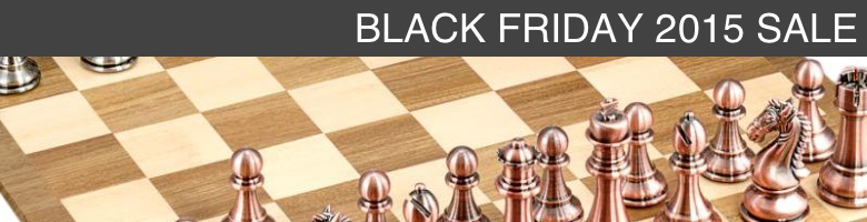 Black Friday Chess Specials for 2015