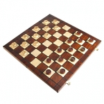 We also carry both European and Western checker sets, both with and without the board