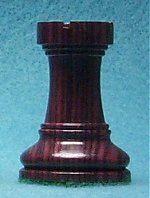 Chess Pieces - Rosewood