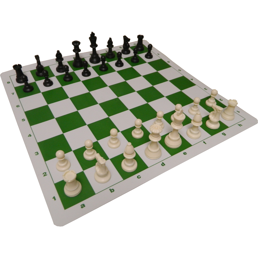best professional tournament chess set with silicone board