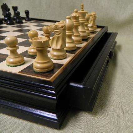 storage chess sets
